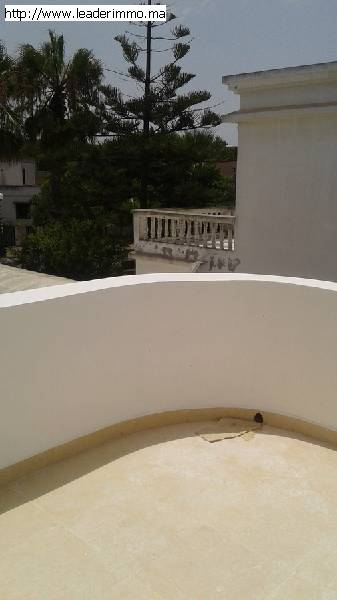 Rabat Harhoura Villa à louer