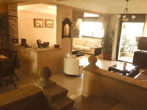 Appartement duplex à louer Rabat Agdal
