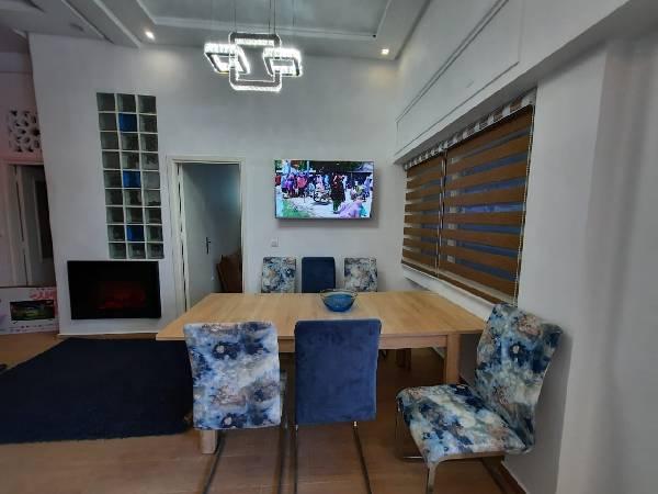 Appartement meublé à louer Rabat Agdal.