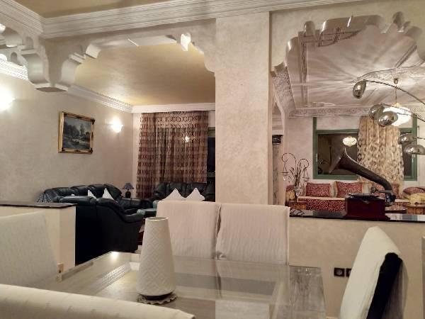 Offre similaire : Grand appartement meublé à louer à Agdal, Rabat