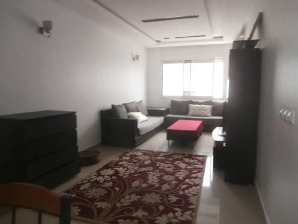 Offre similaire : Appartement à louer à Rabat Agdal