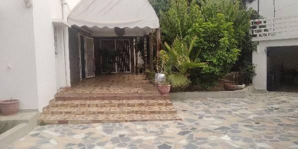 Villa à louer usage bureau au quartier aviation à Rabat.